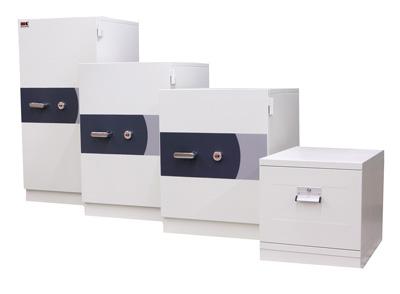 Série DS-4000 armoires ignifuges informatique