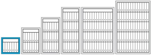 PK 400 armoires forte ignifuge papier BJARSTAL.