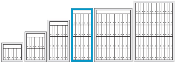 PK 440 armoire forte ignifuge papier BJARSTAL