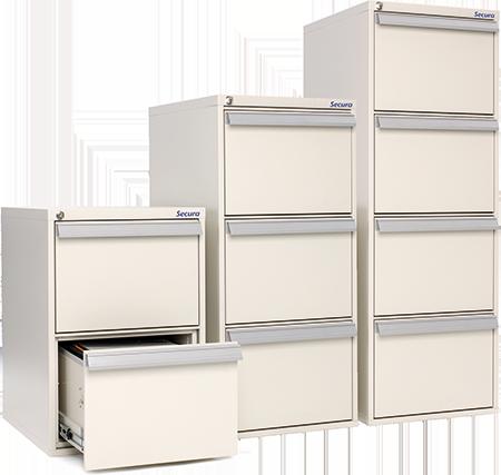 Armoires à tiroirs ignifuges série SV