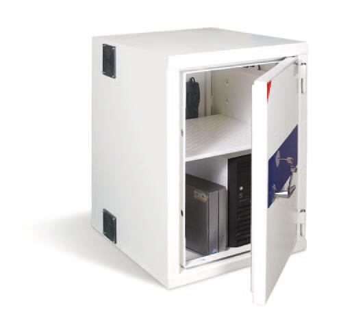 Armoire forte ventilée pour serveurs SSK 80 F