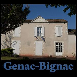 Commune de Genac-Bignac- utilisent des armoires BJARSTAL pour protéger leur registres d'état-civil.