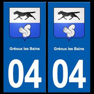 Commune de Gréoux-les-Bains - utilisent des armoires BJARSTAL pour protéger leur registres d'état-civil.