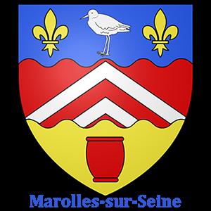 Commune de Marolles-sur-Seine - utilisent des armoires BJARSTAL pour protéger leur registres d'état-civil.