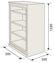 Armoire ignifuge papier SA 210 BJARSTAL