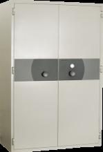 Armoire forte ignifuge papier 2 portes PK 490