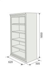 Armoire ignifuge papier SA 310